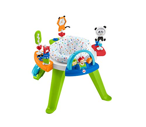 Fisher-Price GGC60 3-in-1 Spin and Sort Activity Centre