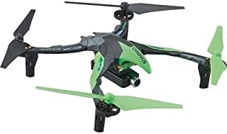 Dromida Ominus First-Person View (FPV) Unmanned Aerial Vehicle (UAV) Quadcopter Ready-to-Fly (RTF) Drone with Radio System, Batteries and USB Charger (Green)