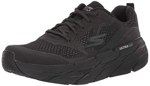 Skechers Max Cushion - 54450 Black/Charcoal 11 D (M)
