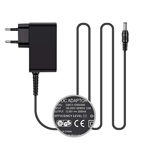 HKY - Cargador para monitor Acer AC501 AC711, AC915, AF705, AL506, AL511, AL52, AL712, AL713, AL715, AL716, AL722, AL732 AL922, BenQ GW2280 GW2780 GL2580H 24,5', Toshiba 32L3863DBA TV