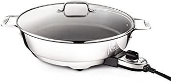 All-Clad SK492 7 Quart Stainless Steel Electric Skillet