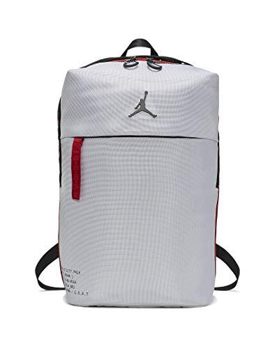 Nike Jordan Urbana Backpack (One Size, White)