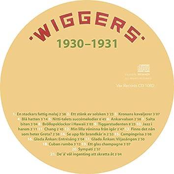 Den kompletta Wiggers 1930-1931