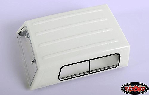 Tightfit Truck Topper Camper for the Mojave Bodies TF2 Rear window RC4WD Z-B0047