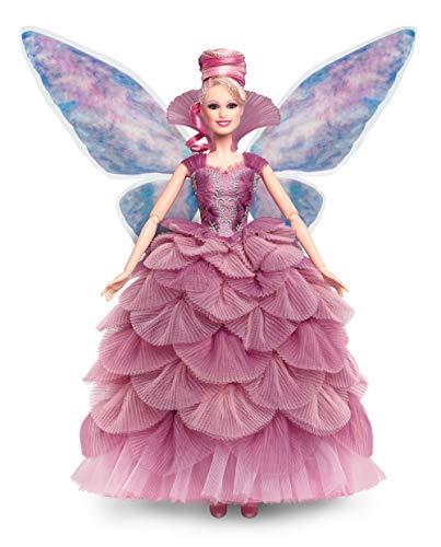 Barbie FRN77 - Signature Disney Der Nussknacker und die vier Reiche Zuckerfee Puppe