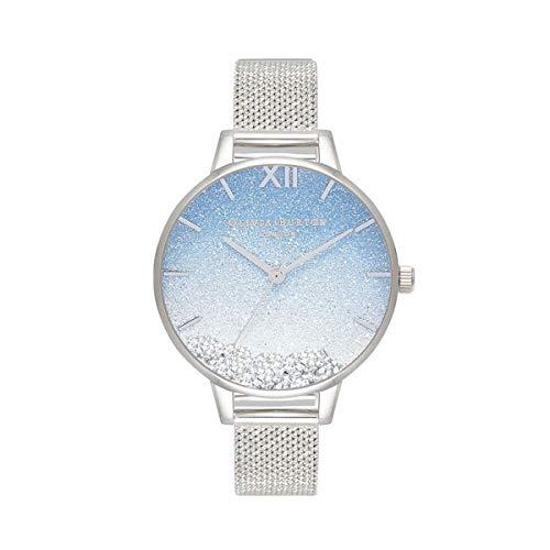 Olivia Burton Damen-Uhren Analog Quarz One Size 88126971