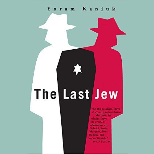 The Last Jew audiobook cover art
