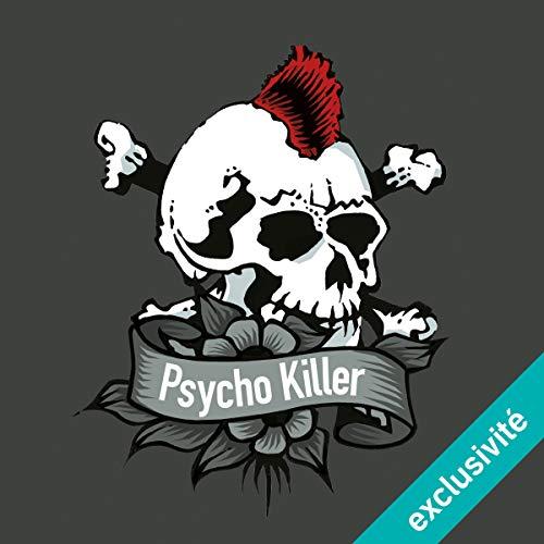 Psycho Killer audiobook cover art