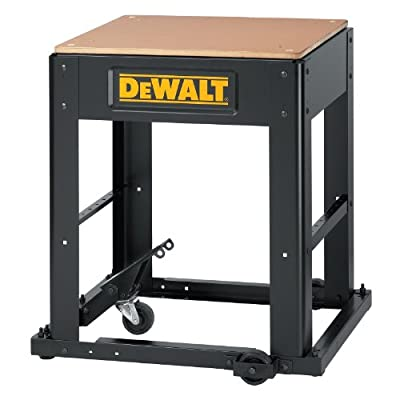 DEWALT Planer Stand,with Integrated Mobile Base (DW7350) from Dewalt