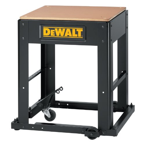DEWALT Planer Stand,with Integrated Mobile Base (DW7350)