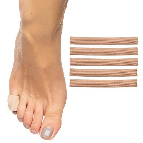 ZenToes Toe Tubes – Fabric Sleeve Protectors