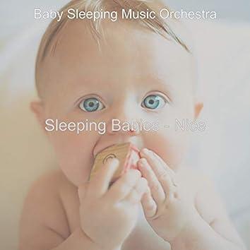 Sleeping Babies - Nice