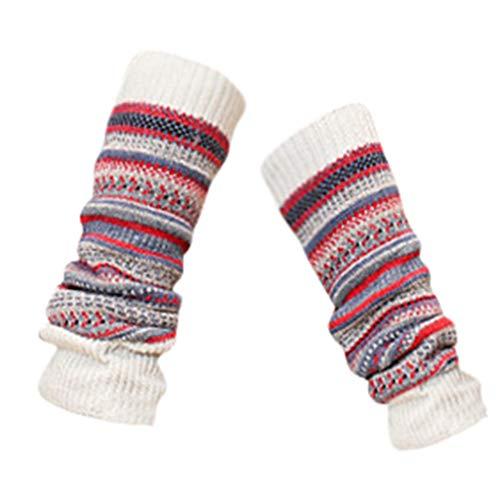 HOT!Somerl kuschelsocken strümpfe Overknee Strümpfe Oberschenkel hoch über dem Knie Lange, feste Strümpfe warm socks,Beige