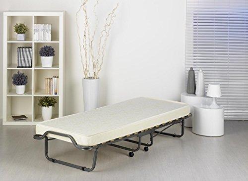XANA-Möbel Klappbett Gästebett Campingbett Bett Raumsparbett inkl. Matratze