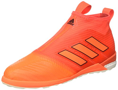 adidas Ace Tango 17+ Purecontrol in, Scarpe per Allenamento Calcio Uomo, Multicolore (Solar Red/Solar Orange/Core Black), 46 EU
