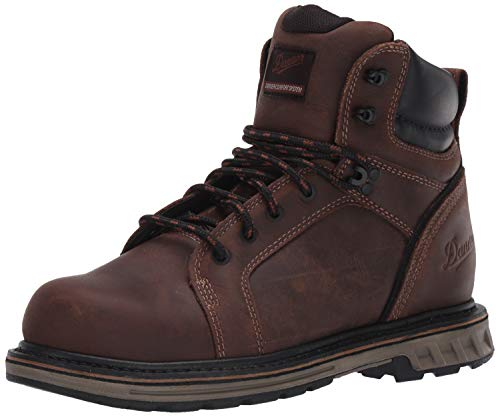 Danner mens Work Industrial Boot, Brown, 9 US