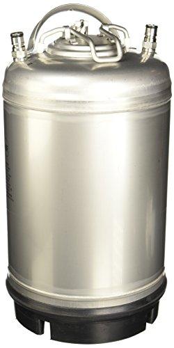 Varies - AMCYL CKN3-SH 3 gal Keg New Ball Lock Beer, Soda or Tea