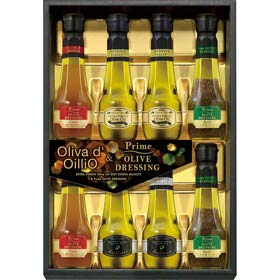Oliva d' OilliO オリーブオイル&ドレッシングギフト (OD-50)【お届け時間帯指定不可】_910