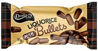 Darrell Lea Milk Chocolate Bullets 55gm x 18