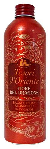 Trésors d'Orient Lot de 6 bain fleur du dragon 500 ml. Les savons et cosmétiques