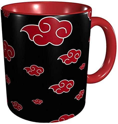 Anime Naruto - Tazas de café de cerámica para oficina, hogar, regalo, té, Naruto