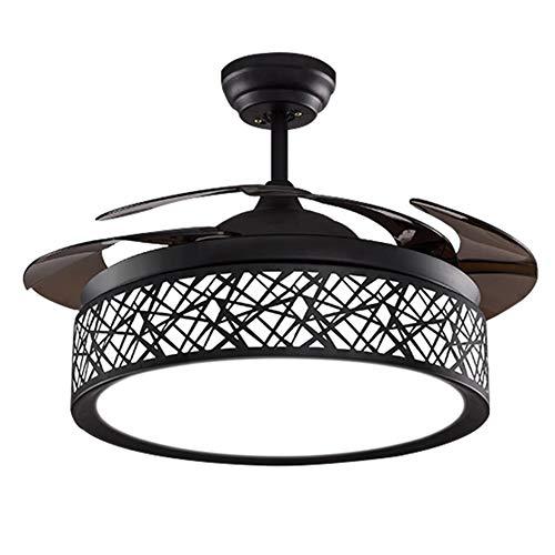 living room fan light - 7