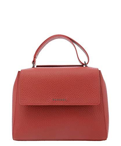 Orciani Luxury Fashion Donna BT2006SOFTMARLBORO Rosso Pelle Borsa A Mano | Autunno-inverno 19