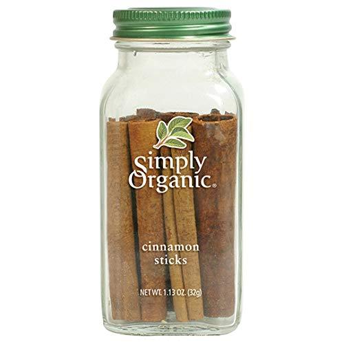 Simply Organic, Canela El Rajas, 32 Gr.