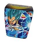 BANDAI Lote Cartas Dragon Ball Card Game (Storagebox + 125 comunes + 20 infrecuentes + 5 Raras / Raras Foil / Promo) Random