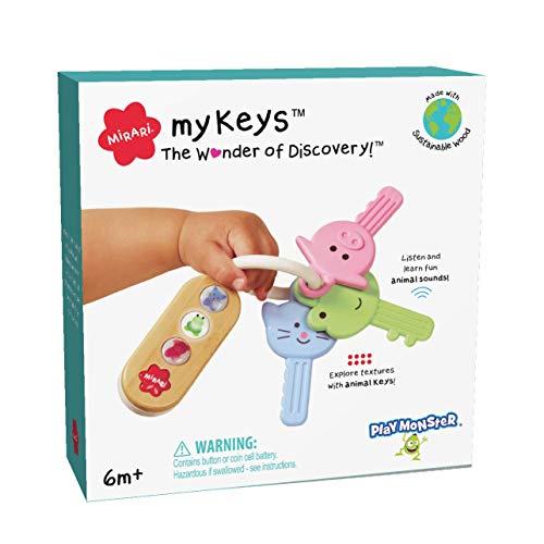 PlayMonster Mirari Mykeys -- The Wonder of Discovery!