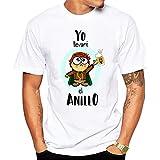 MardeTé Camiseta Despedida de Soltero. Yo llevaré el Anillo. Camiseta a Juego con Nosotros...