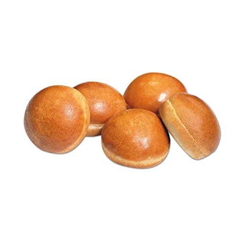 Signature Breads Aloha Brioche Slider Bun, 1.34 Ounce -- 170 per case.