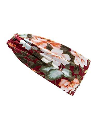 CHILLOUTS Damen Stirnband Waikiki bordeaux One Size