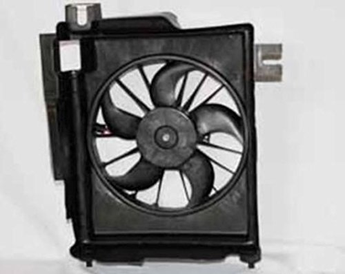 05 dodge ram 1500 condenser fan - 3