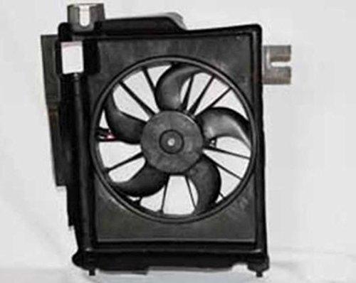 05 dodge ram 1500 condenser fan - 8