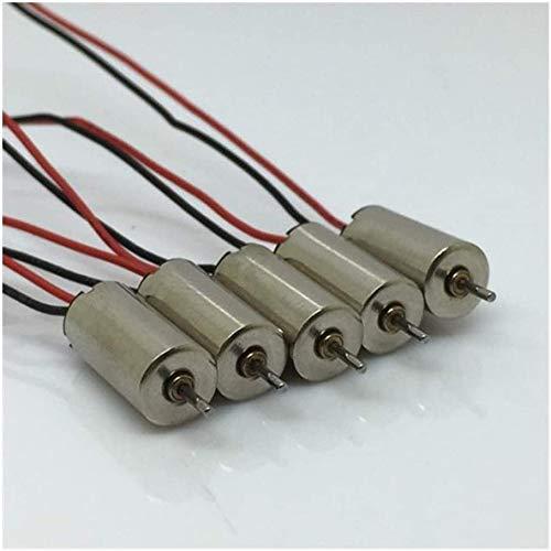 Exquisito 5pcs motor eléctrico / lot 0612 de 6 mm * 12...