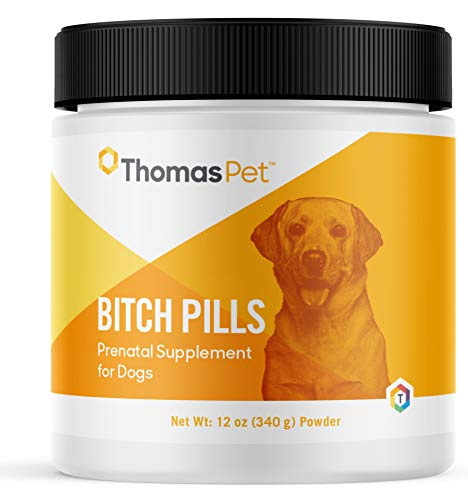 Top 10 best selling list for supplements for dogs in heat