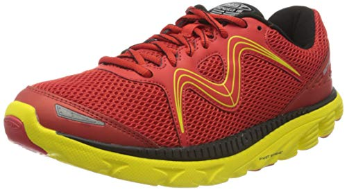 MBT Speed 16 M, Zapatillas de Deporte para Hombre, (Fire Red/Yellow/Black), 41.5 EU