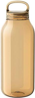 KINTO (キントー) ウォーターボトル アンバー 500ml 20392