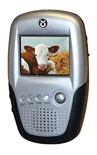 Kerbl 322031 LCD Monitor, 2.5 Zoll
