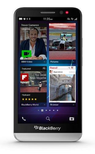 BlackBerry Z30 SIM única 4G 16GB Negro - Smartphone (12,7 cm (5