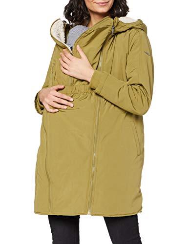 ESPRIT Maternity Damen Jacket 3-Way-use Jacke, Khaki Green-350, 40