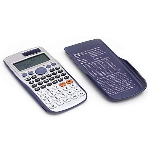 Linpu Scientific Calculator 417 Full-Featured Function Calculator FX-991ES Plus Student Computer Scientific Calculator