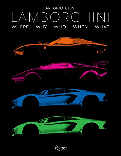 Lamborghini: Where Why Who When What