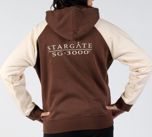 Star Gate - Sweat Jacke -Space Center - exclusiv - L