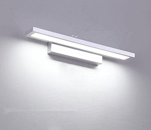Moderne Minimaliste Mur Lampe Ultra-mince En Aluminium LED Salon Chambre Escalier Allée Lumières Salle De Bains Salle De Bains Miroir Phares , 4