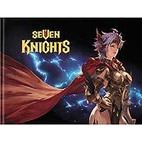韓国書籍 モバイルRPGセブンナイツの3周年記念のアートブック「The Art of Seven Knights Vol.2」(一般版/洋装本) ★★Kstargate限定★★