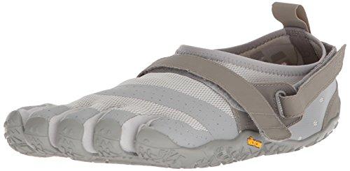 Vibram FiveFingers 18M7303 V-Aqua, Aqua Schuhe Herren, Grau (Grey), 41 EU
