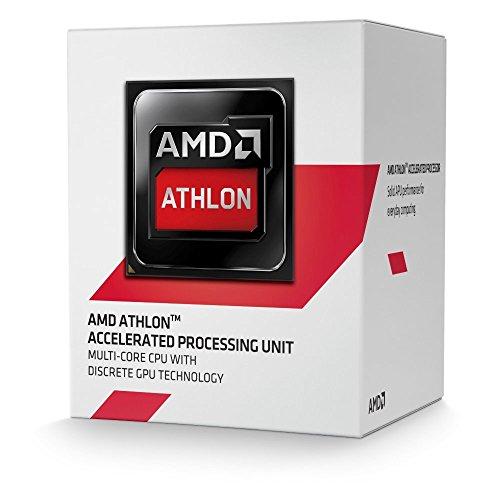 AMD Athlon 5370 APU AM1 AD5370JAHMBOX