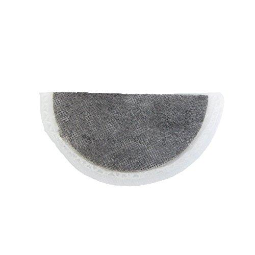 Trixie - Filtro al carbone attivo di ricambio per Duo Stream (Taglia unica) (Bianco)